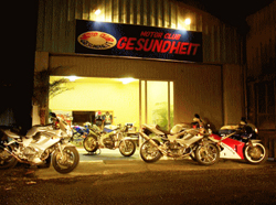 MOTOR CLUB GESUNHEIT